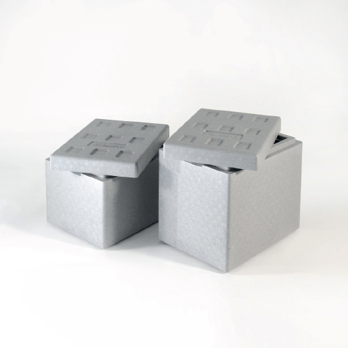 Isothermal Containers in NEOPOR